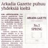 Helsingin Sanomat, 22.03.2012